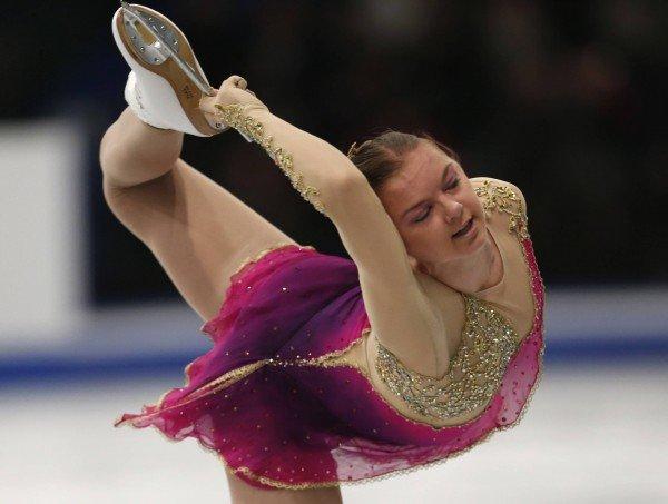 На Олимпиаде в Сочи выступит фигуристка из Симферополя (ФОТО), фото-1