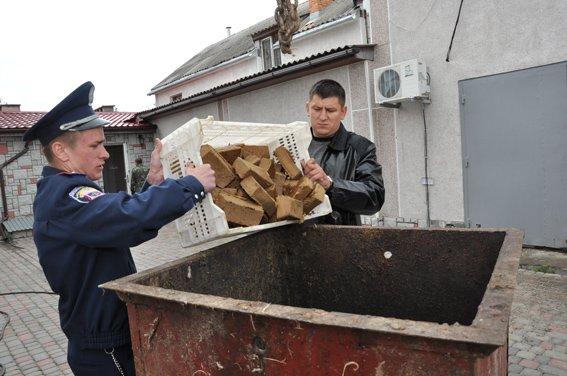 На Тернопільщині вилучено майже 32 тис. кілограмів небезпечної продукції (фото), фото-3