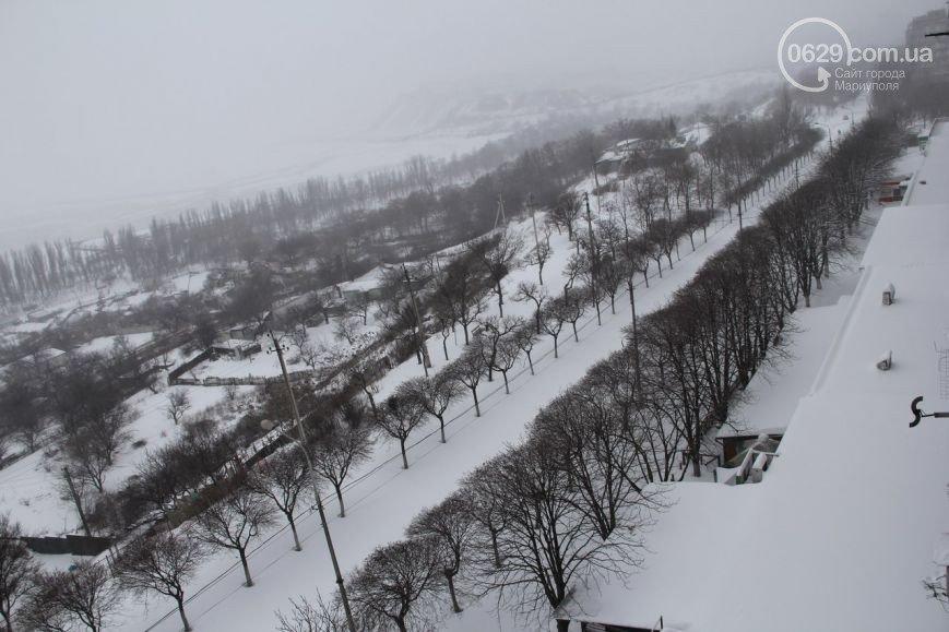 Коммунальщики Левобережья Мариуполя побороли стихию за 9 дней, фото-3