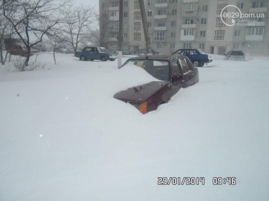 Коммунальщики Левобережья Мариуполя побороли стихию за 9 дней, фото-2