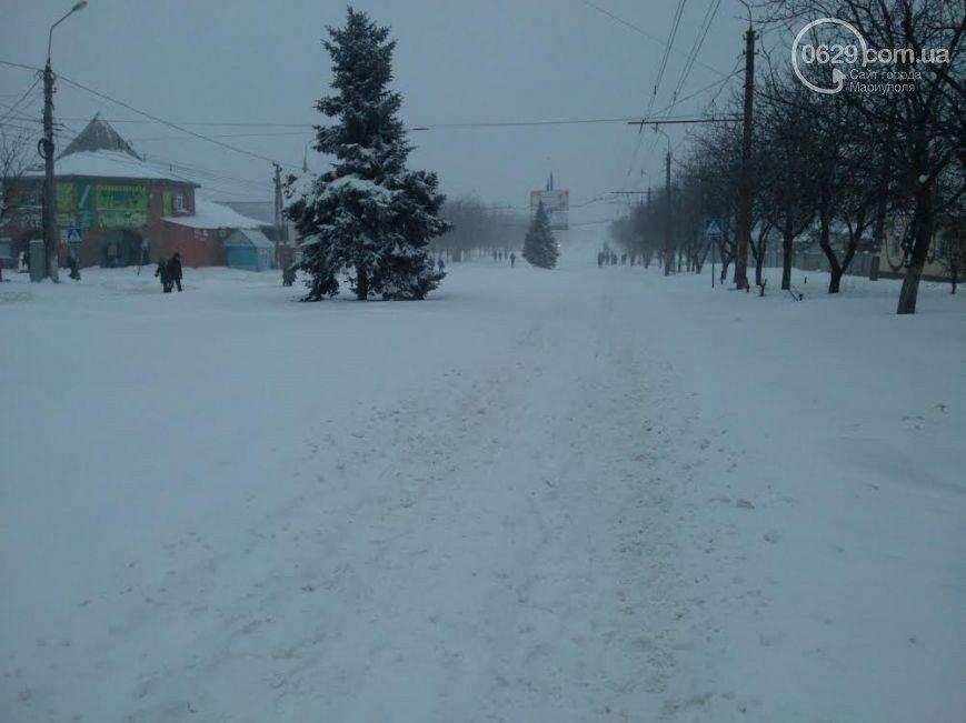 Коммунальщики Левобережья Мариуполя побороли стихию за 9 дней, фото-4
