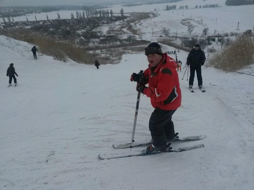 В Мариуполе популяризировали катание на лыжах (ФОТОРЕПОРТАЖ), фото-4