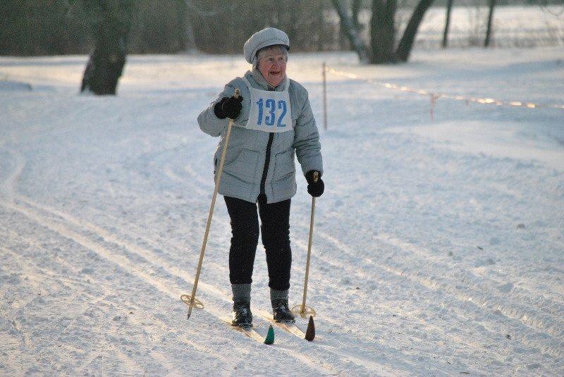 город Пушкин, Царское Село, лыжные гонки