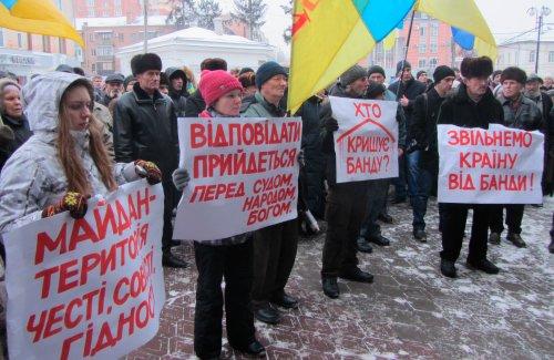 Пикетирование областной прокуратуры и общение с областным прокурором не дали результатов, фото-1
