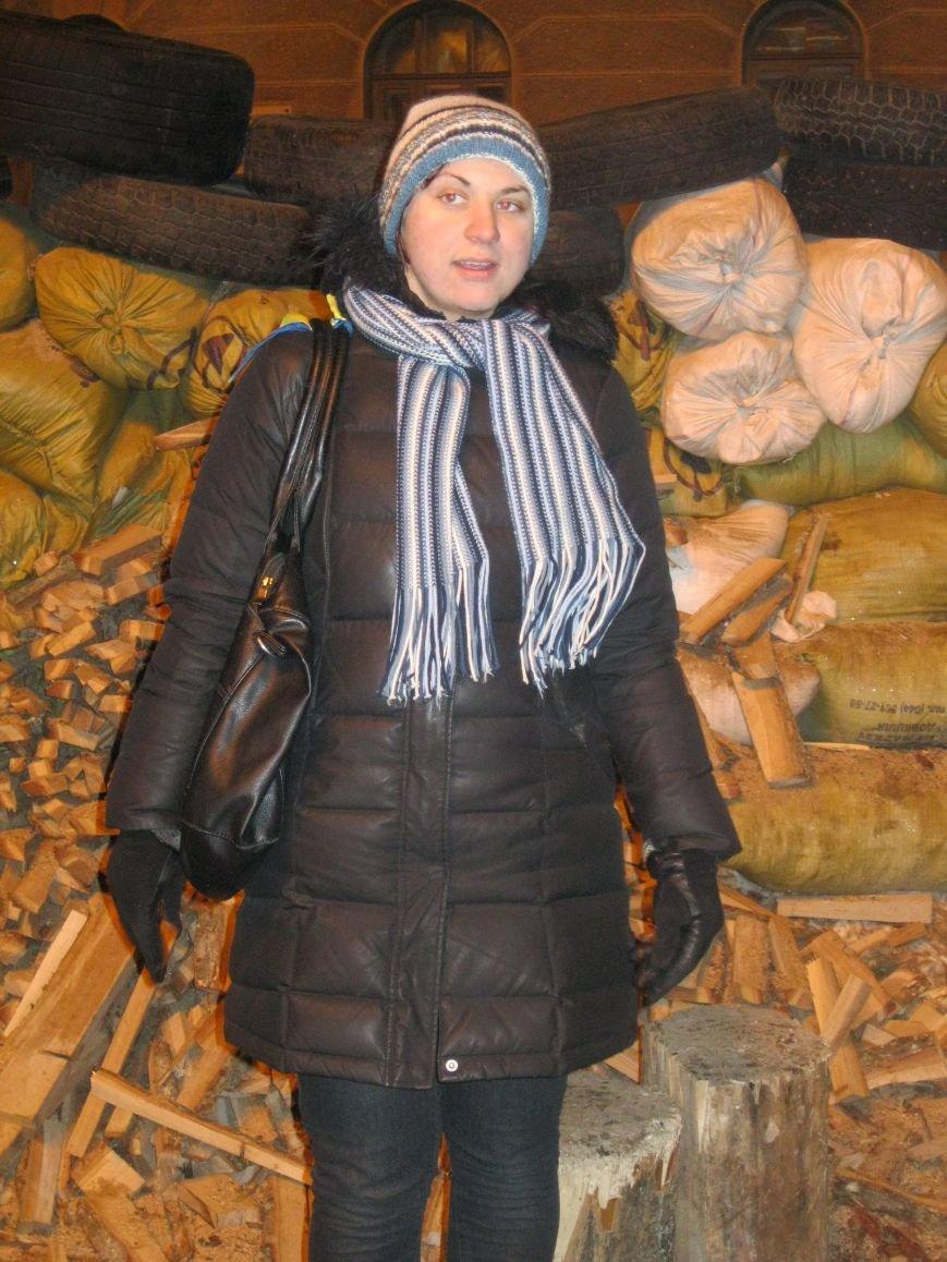 На Евробаррикаде в Чернигове звучали стихи (ФОТО), фото-4
