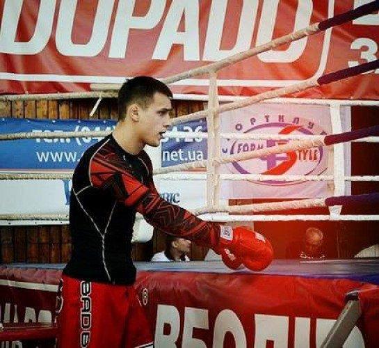 Вадим Титушко - кандидат в мастера спорта по рукопашному бою
