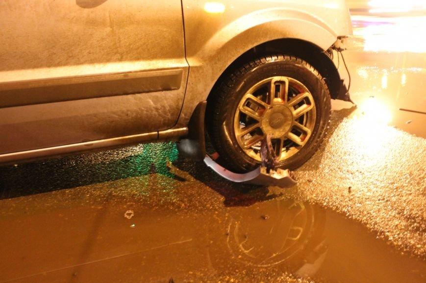 В Кривом Роге в результате  ДТП серьёзно травмирован молодой водитель (ДОПОЛНЕНО ФОТО), фото-4