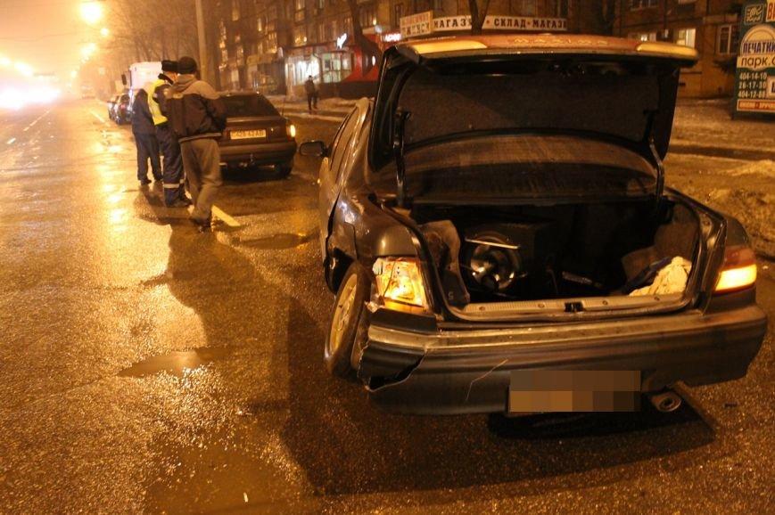 В Кривом Роге в результате  ДТП серьёзно травмирован молодой водитель (ДОПОЛНЕНО ФОТО), фото-7