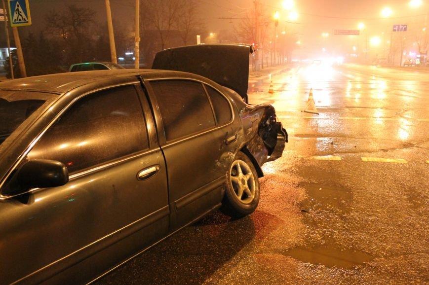В Кривом Роге в результате  ДТП серьёзно травмирован молодой водитель (ДОПОЛНЕНО ФОТО), фото-8