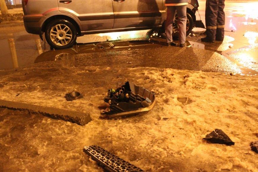 В Кривом Роге в результате  ДТП серьёзно травмирован молодой водитель (ДОПОЛНЕНО ФОТО), фото-9