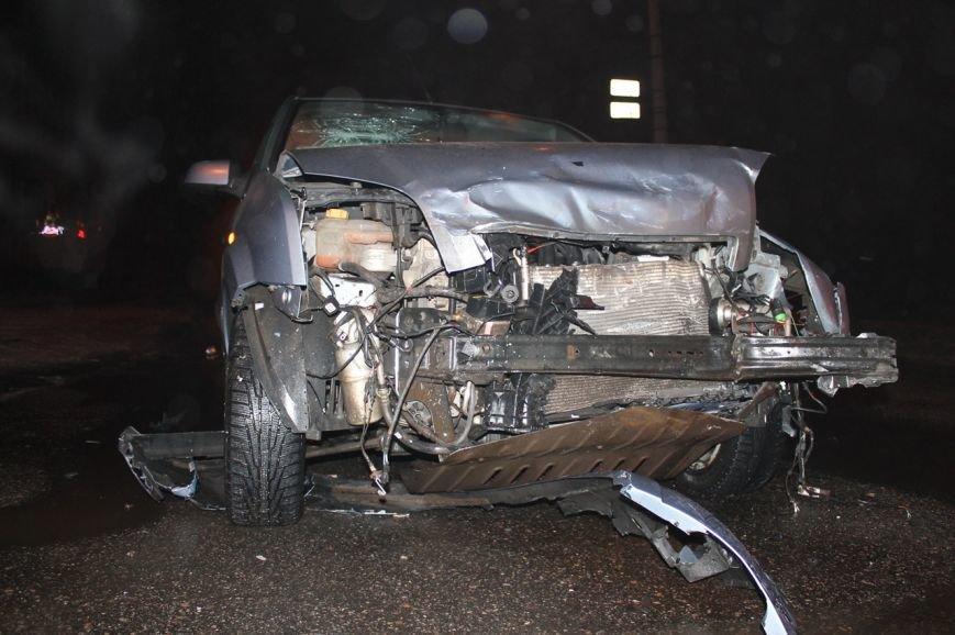 В Кривом Роге в результате  ДТП серьёзно травмирован молодой водитель (ДОПОЛНЕНО ФОТО), фото-17