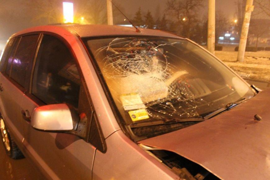 В Кривом Роге в результате  ДТП серьёзно травмирован молодой водитель (ДОПОЛНЕНО ФОТО), фото-15