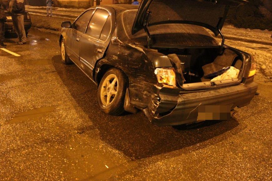 В Кривом Роге в результате  ДТП серьёзно травмирован молодой водитель (ДОПОЛНЕНО ФОТО), фото-5