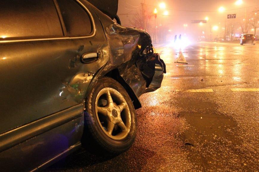 В Кривом Роге в результате  ДТП серьёзно травмирован молодой водитель (ДОПОЛНЕНО ФОТО), фото-6