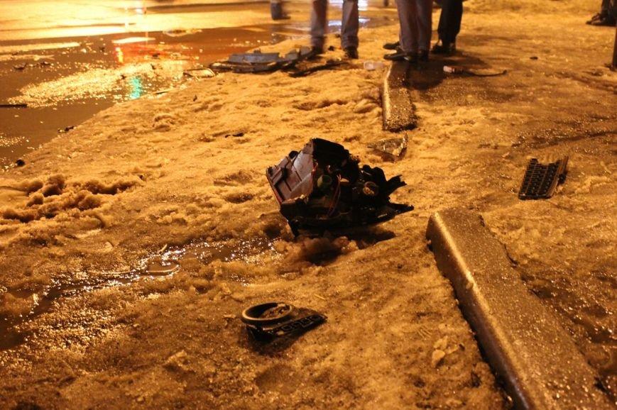 В Кривом Роге в результате  ДТП серьёзно травмирован молодой водитель (ДОПОЛНЕНО ФОТО), фото-11