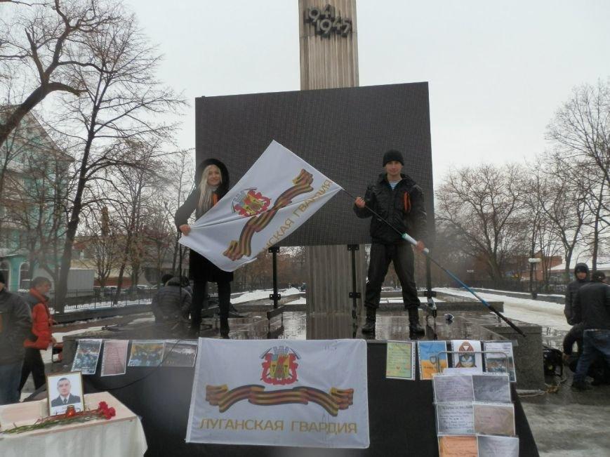 Руководитель «Луганской гвардии» Александр Харитонов: «Сделать провокацию и избить весь этот майдан – на самом деле очень легко», фото-1