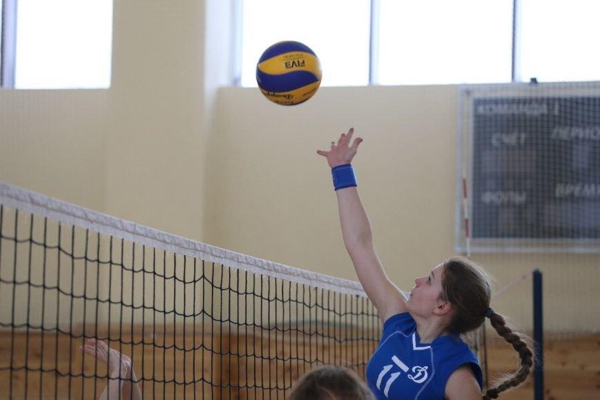 Турнир по волейболу среди девушек в Домодедово, фото-1