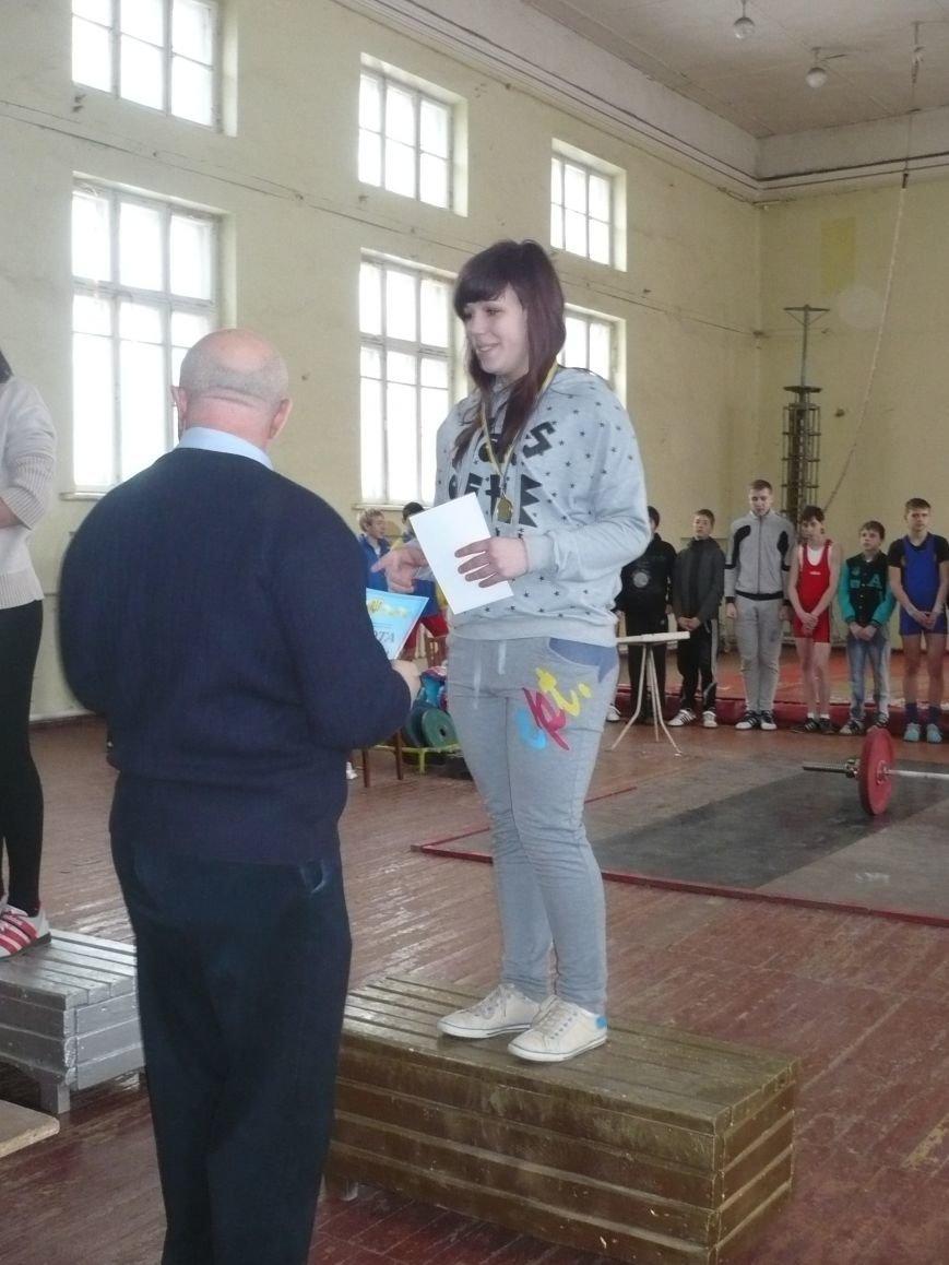 Красноармейчанка заняла первое место в чемпионате области по тяжелой атлетике (ФОТО), фото-4