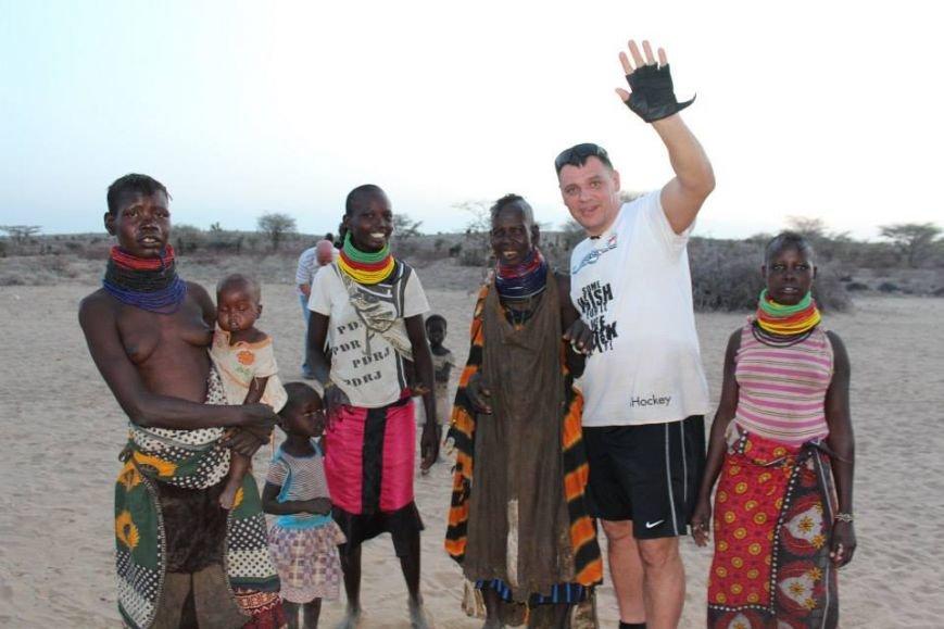 Бывшие беспризорники из Мариуполя шокированы жизнью в Африке (ФОТО), фото-19