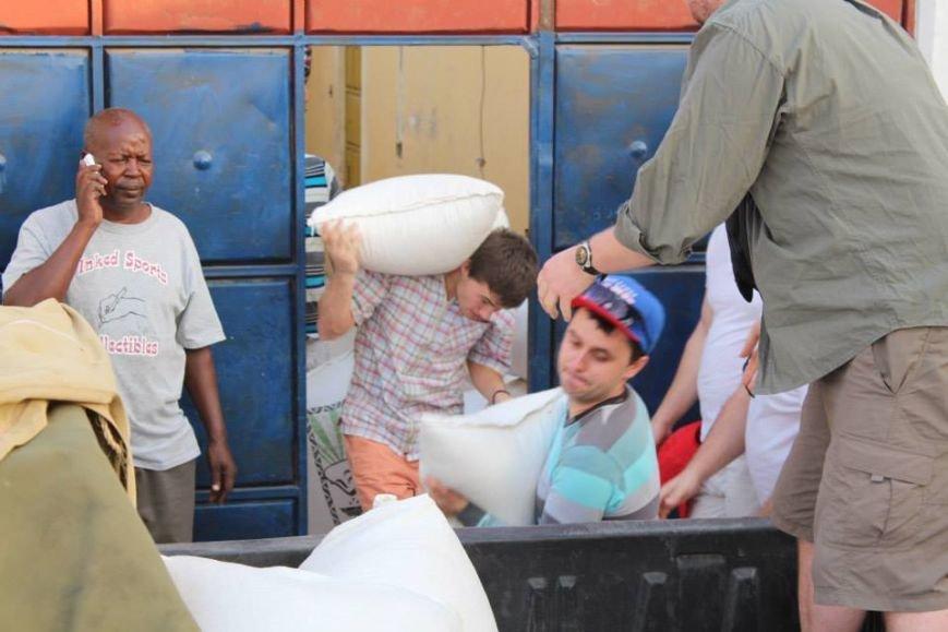 Бывшие беспризорники из Мариуполя шокированы жизнью в Африке (ФОТО), фото-27