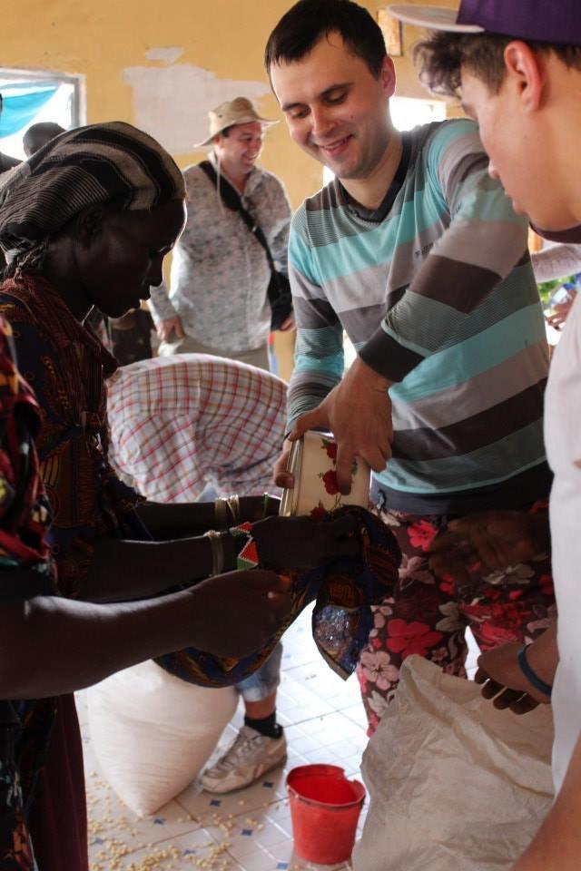 Бывшие беспризорники из Мариуполя шокированы жизнью в Африке (ФОТО), фото-32
