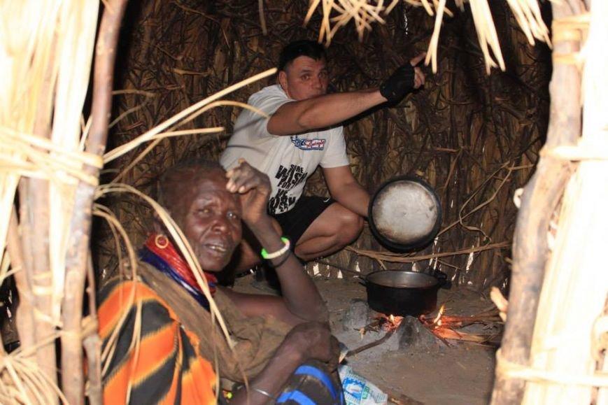 Бывшие беспризорники из Мариуполя шокированы жизнью в Африке (ФОТО), фото-20