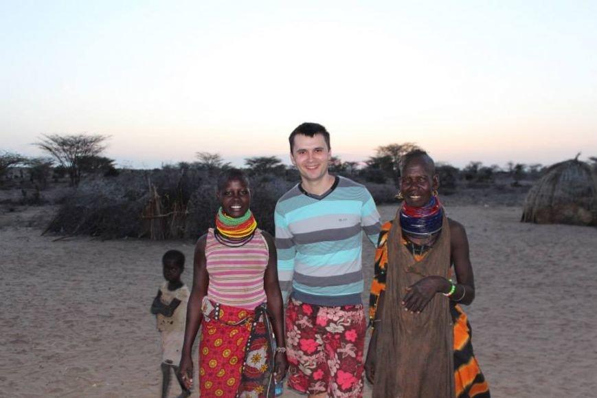 Бывшие беспризорники из Мариуполя шокированы жизнью в Африке (ФОТО), фото-23