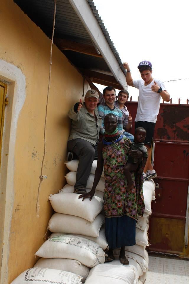 Бывшие беспризорники из Мариуполя шокированы жизнью в Африке (ФОТО), фото-16