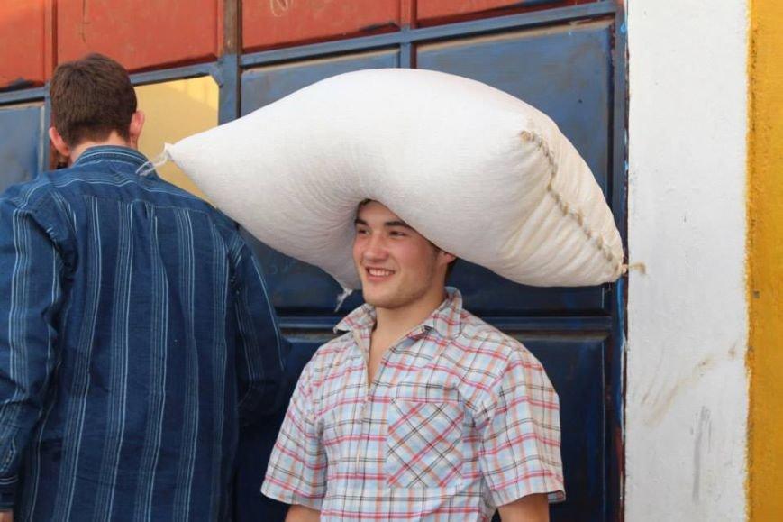 Бывшие беспризорники из Мариуполя шокированы жизнью в Африке (ФОТО), фото-26