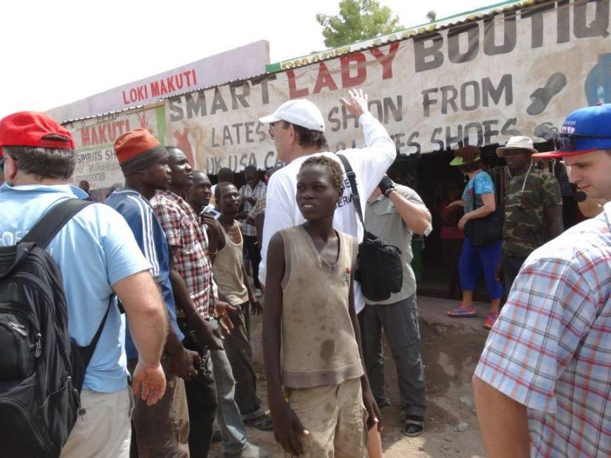 Бывшие беспризорники из Мариуполя шокированы жизнью в Африке (ФОТО), фото-2