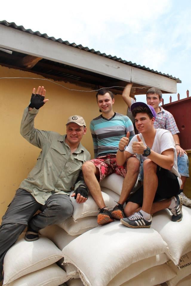 Бывшие беспризорники из Мариуполя шокированы жизнью в Африке (ФОТО), фото-15