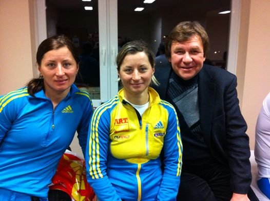 Экс-мэр Маруполя поздравил украинскую биатлонистку с победой (Фотофакт), фото-1