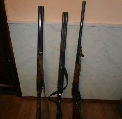 На Черниговщине задержали правонарушителей с оружием, фото-1