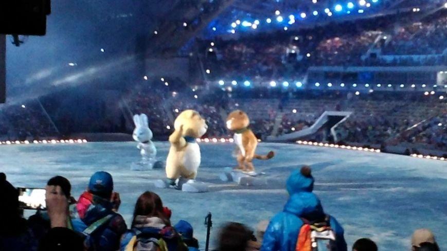 Жители Дона приняли участие в Церемонии открытия Олимпийских Игр (Фото волонтеров Таганрога), фото-2