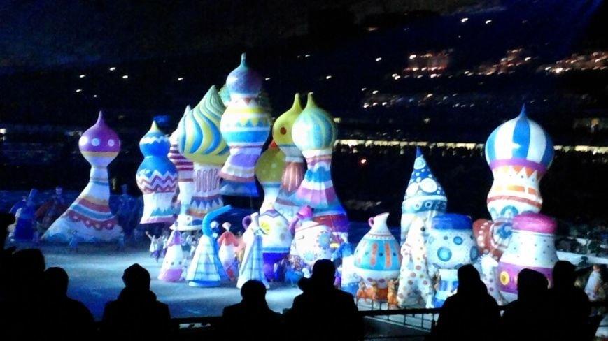 Жители Дона приняли участие в Церемонии открытия Олимпийских Игр (Фото волонтеров Таганрога), фото-1