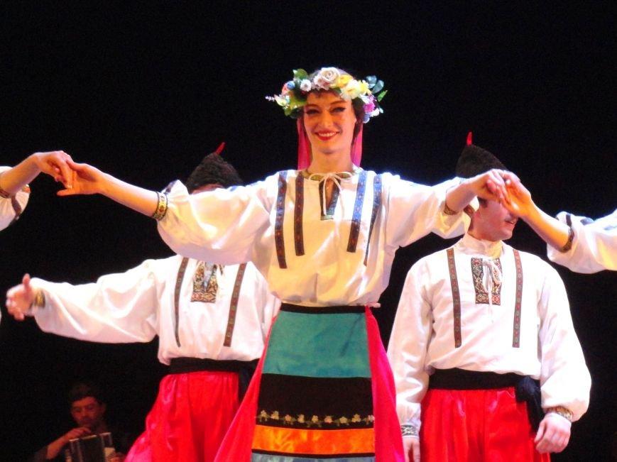 Грузинский балет «Сухишвили» подарил мариупольцам зажигательный украинский танец (ФОТО), фото-2