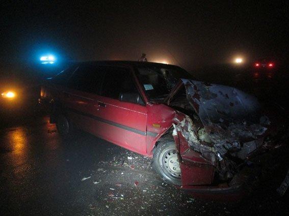 В Полтаве «маршрутка» попала в ДТП. Среди пострадавших - трое детей и один взрослый (ФОТО), фото-2