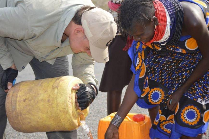 Мариупольцы в Африке узнали, что 1 доллар может спасти ребенка (ФОТОРЕПОРТАЖ), фото-1