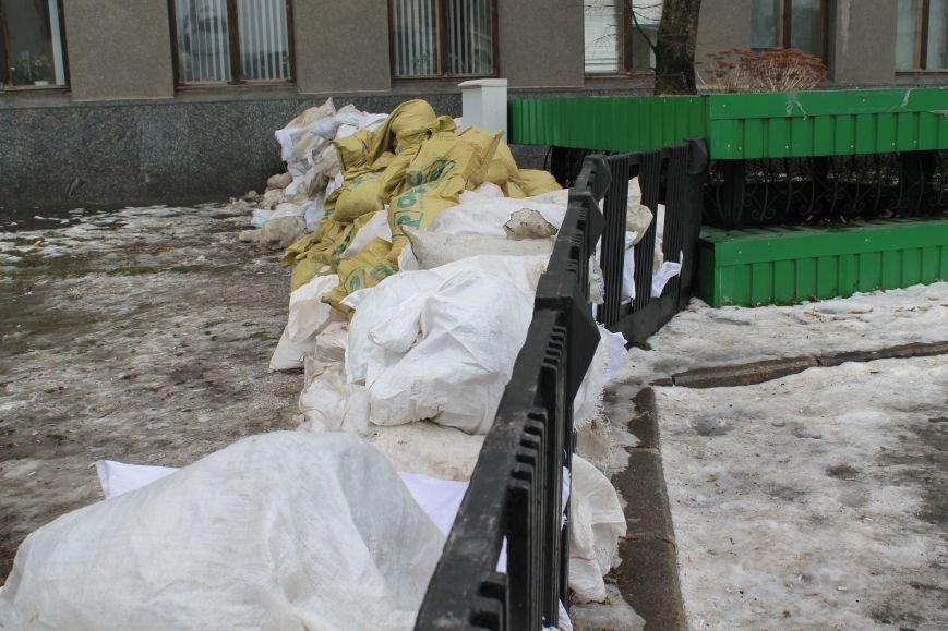 В Сумах частично разблокировали «Пентагон» (ФОТО), фото-5