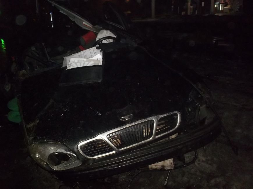 На проспекте Гагарина минувшей ночью в ДТП погиб мужчина (ФОТО), фото-1