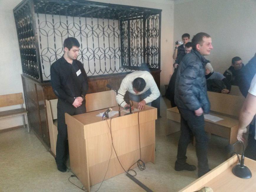 Сегодня активисты «ДК»  предстали перед судом за мелкое хулиганство и неповиновение (ФОТО, Видео), фото-6