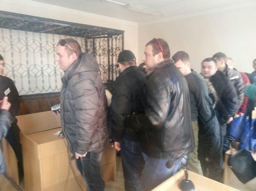 Сегодня активисты «ДК»  предстали перед судом за мелкое хулиганство и неповиновение (ФОТО, Видео), фото-7