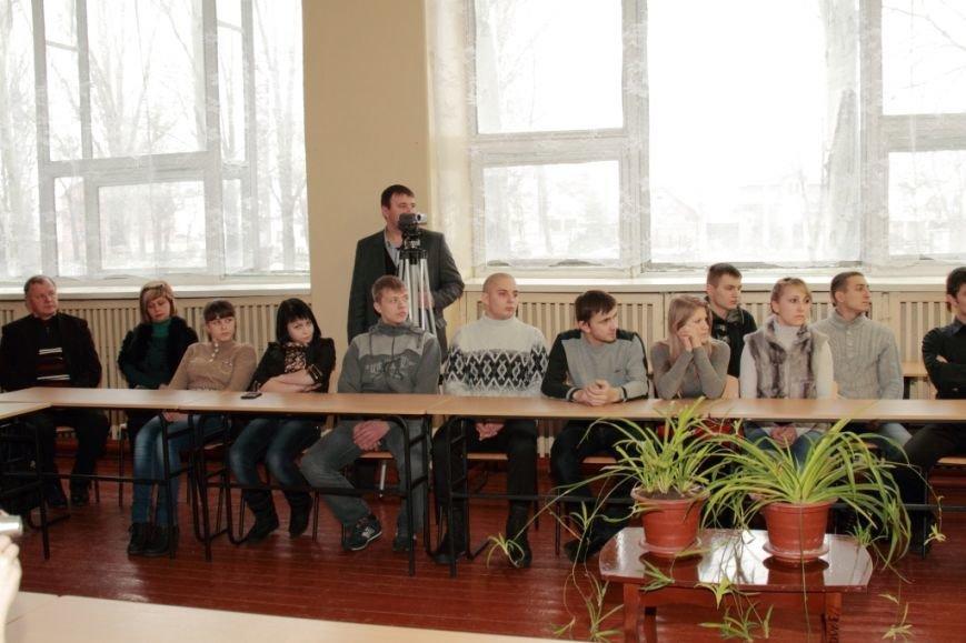 Артемовская молодежь встретилась с воинами-афганцами, фото-3