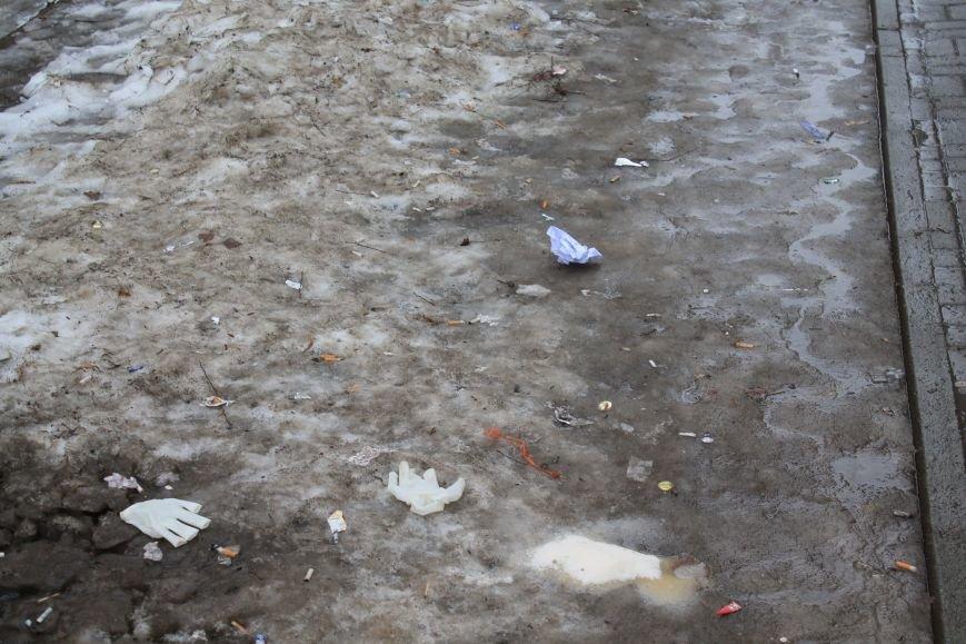В Сумах на Химике возле «АТБ» произошел грабеж? (ФОТО), фото-3