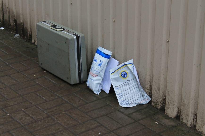 В Сумах на Химике возле «АТБ» произошел грабеж? (ФОТО), фото-2
