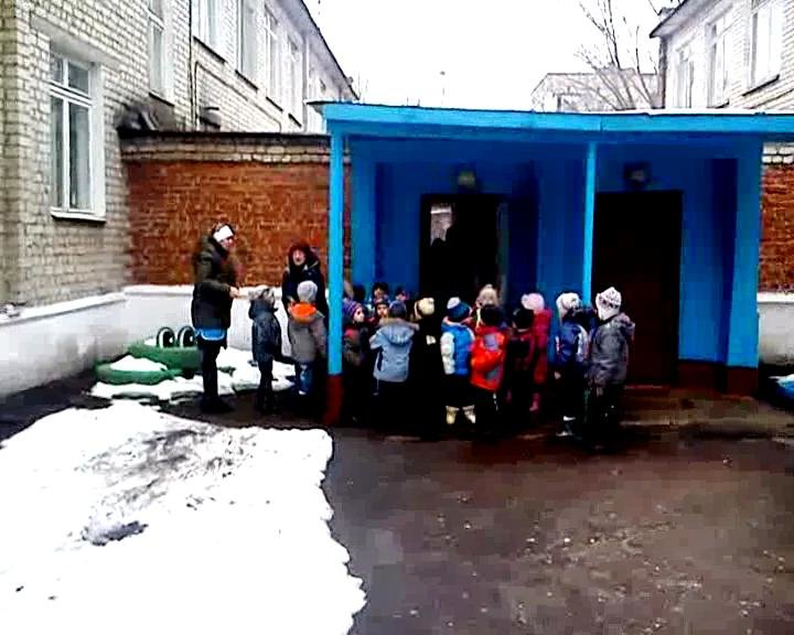 Сумська область: 149 дітей евакуйовані з задимленої будівлі дитсадка (ФОТО + ВИДЕО), фото-1