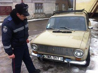 На Тернопільщині молодик вкрав авто, щоб купити горілки, фото-1