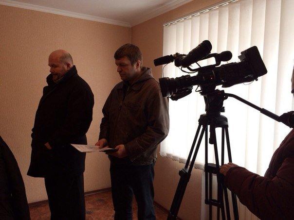 В Мариуполе ударовцы пикетировали прокуратуру (ФОТО+ВИДЕО), фото-4