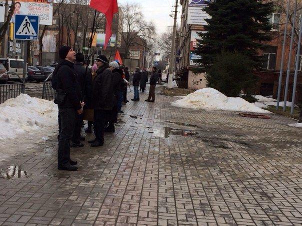 В Мариуполе ударовцы пикетировали прокуратуру (ФОТО+ВИДЕО), фото-1