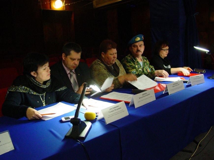 В Таганроге прошел конкурс «Солдаты Свободы», фото-1